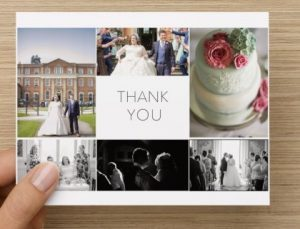 wedding card, Somerset