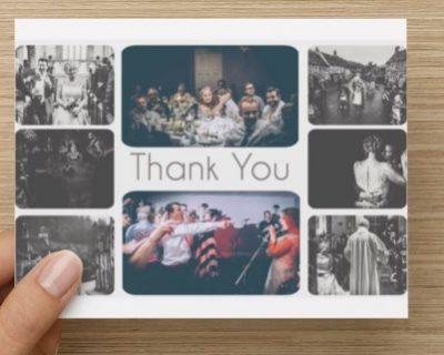 Wedding Cards – 8 blocks (Lian & Andy)