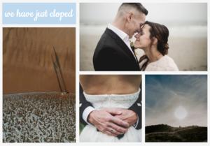 elopement cards