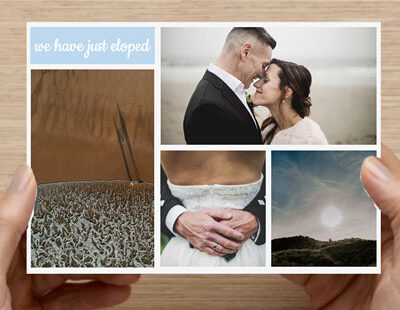 elopement cards